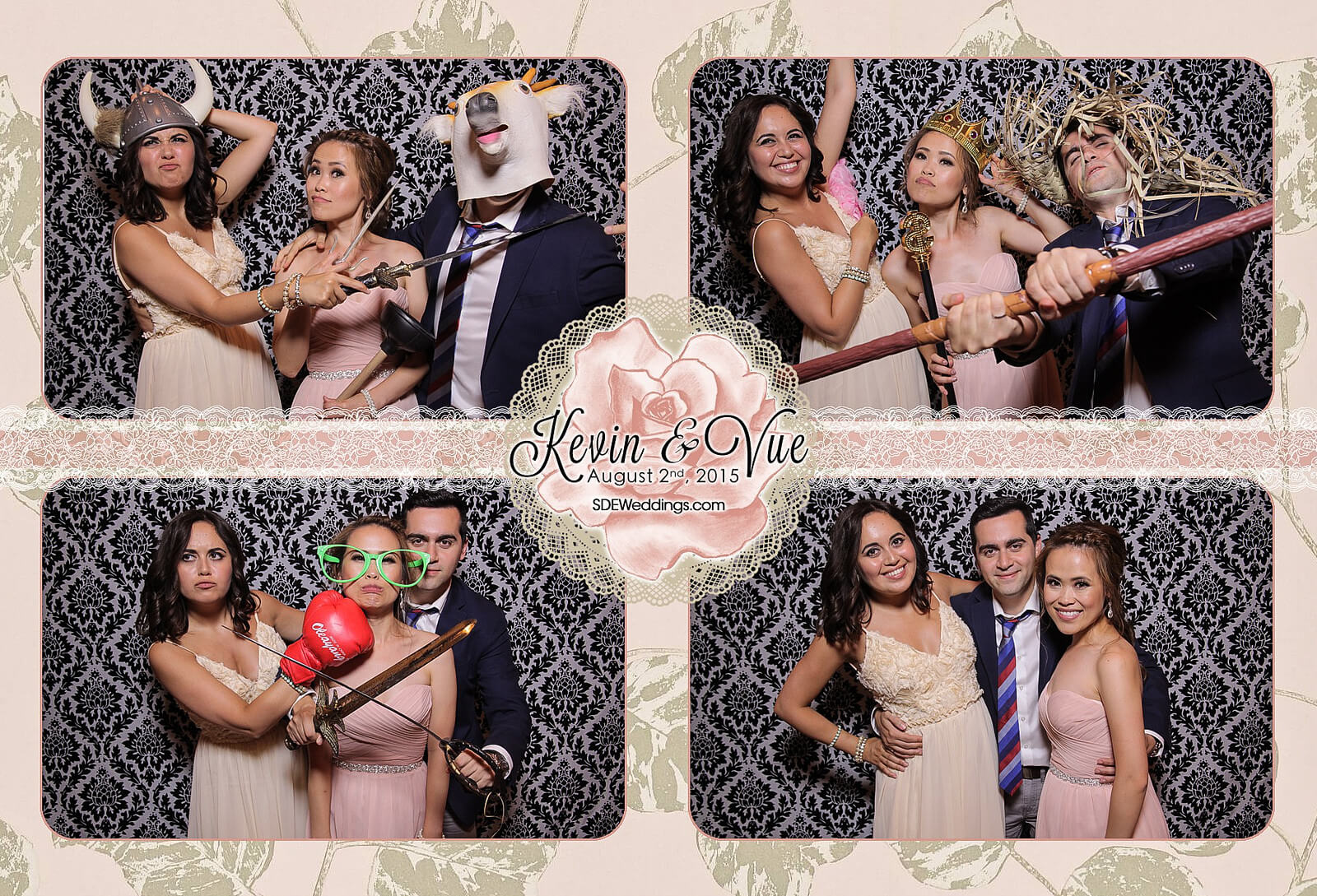 Photo Booth Rental at Hamilton Wedding in Carmen's Banquet Centreh 5