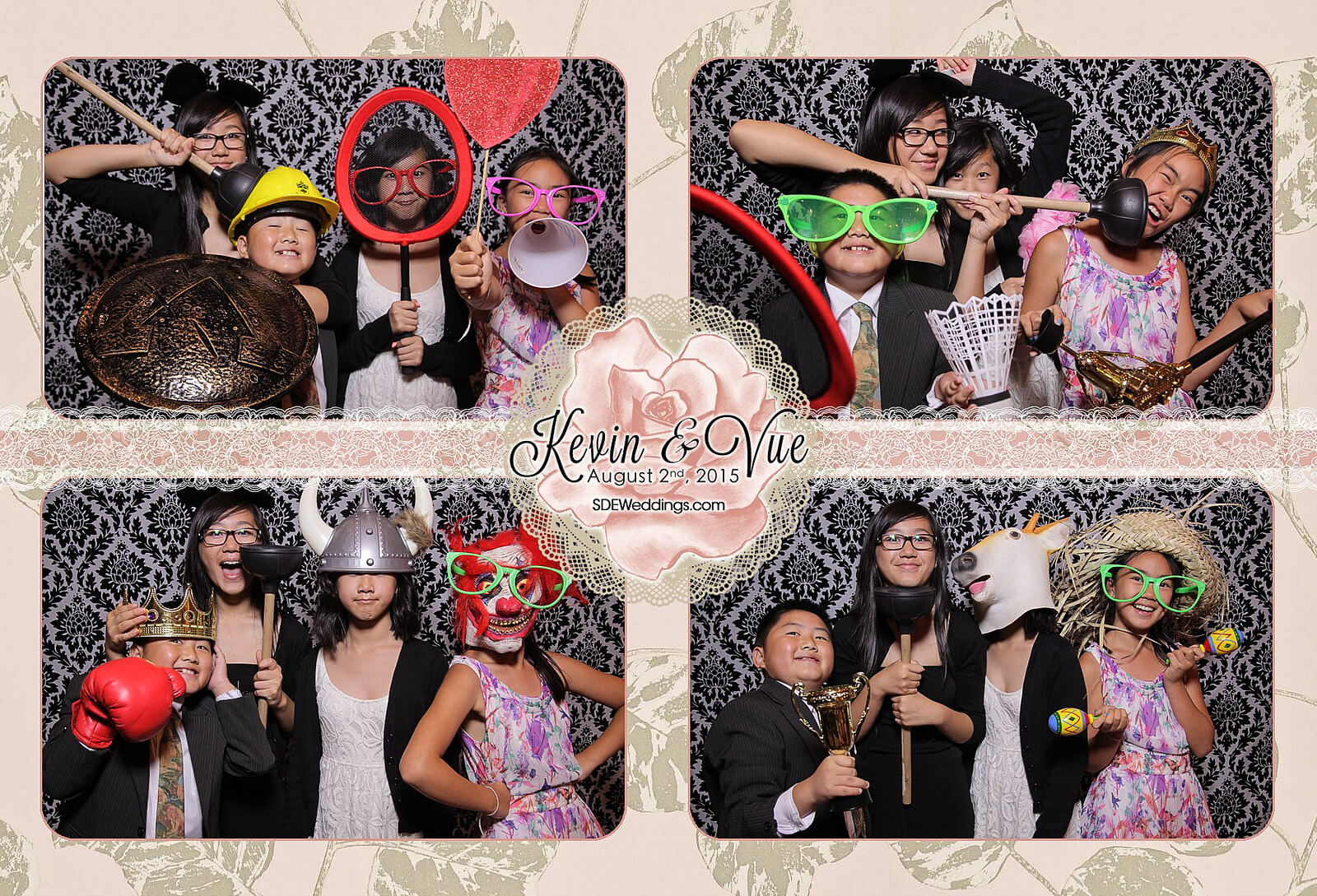 Photo Booth Rental at Hamilton Wedding in Carmen's Banquet Centre 6