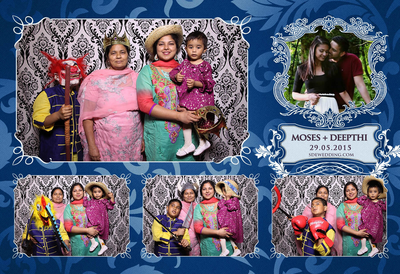 Toronto Claireport Wedding Photobooth Rental 3