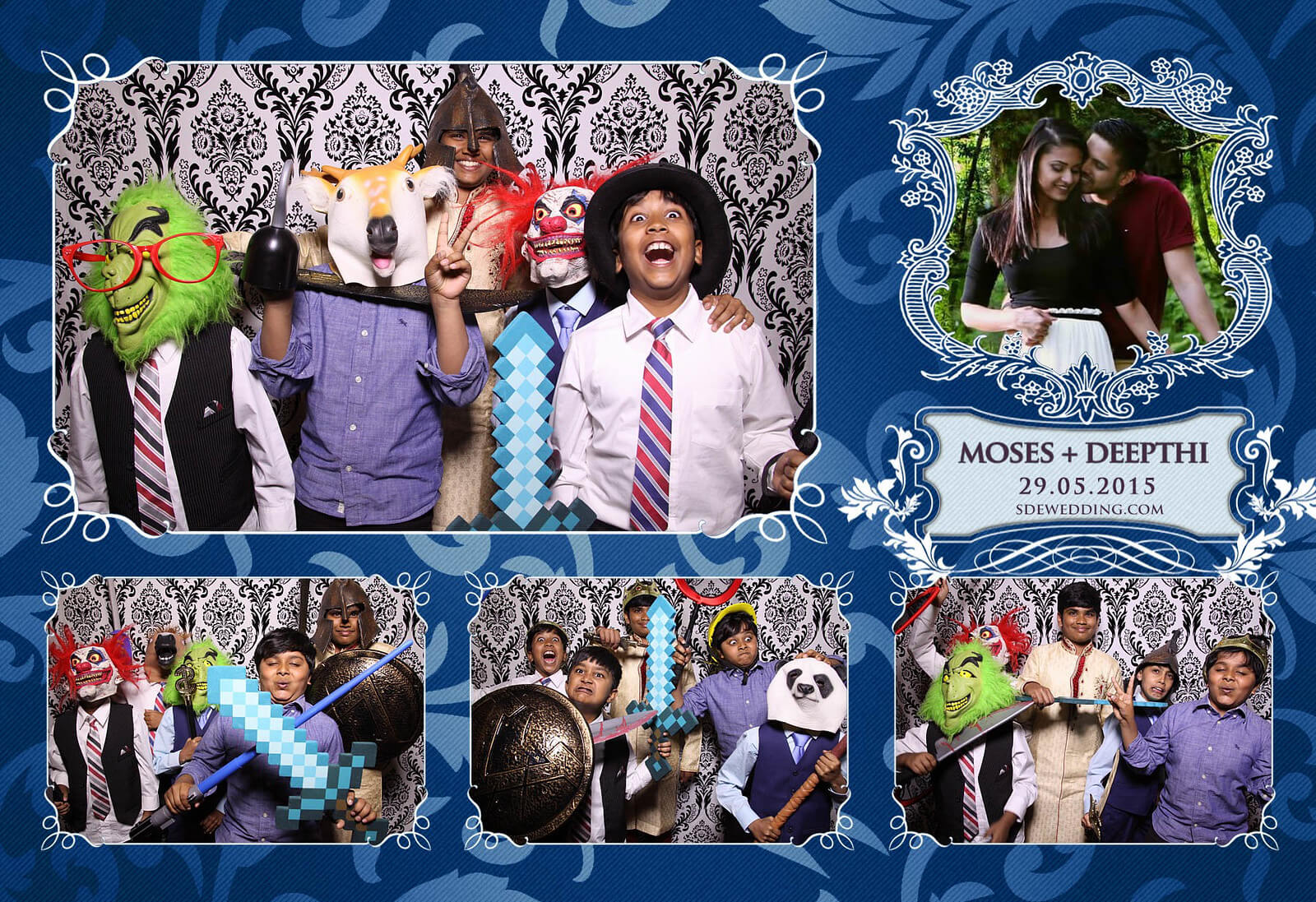 Toronto Claireport Wedding Photobooth Rental 5
