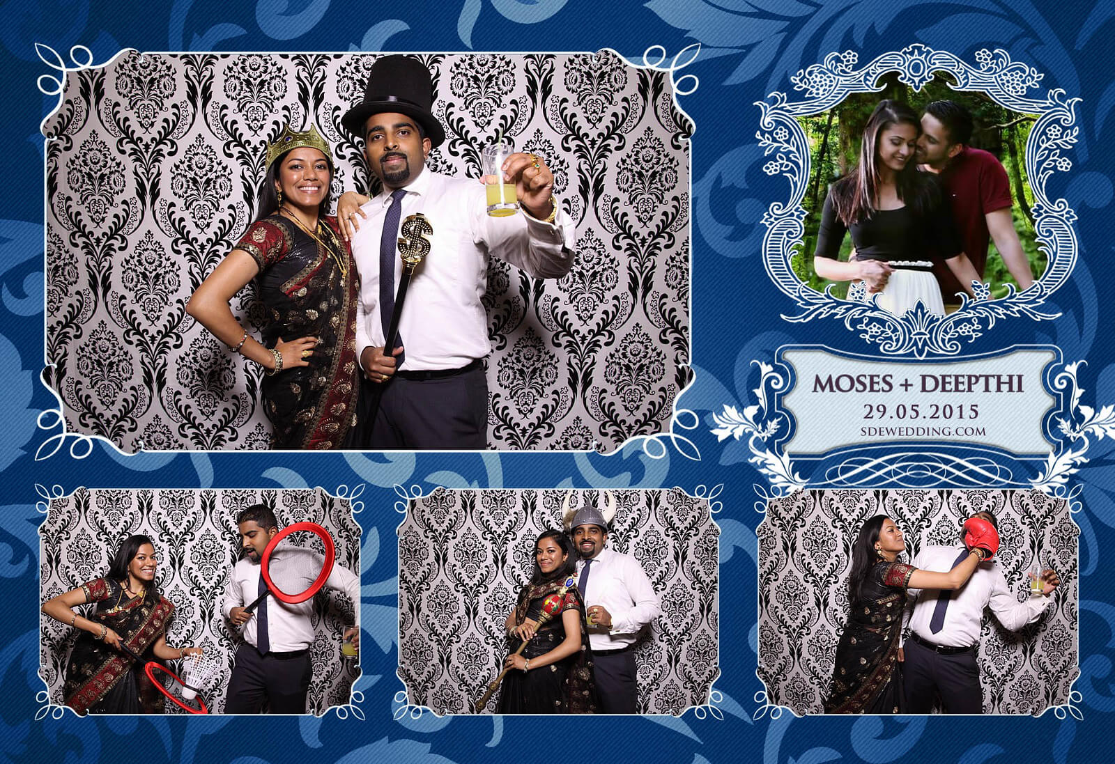 Toronto Claireport Wedding Photobooth Rental 6