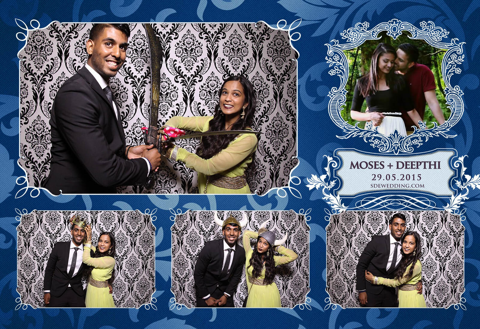 Toronto Claireport Wedding Photobooth Rental 8