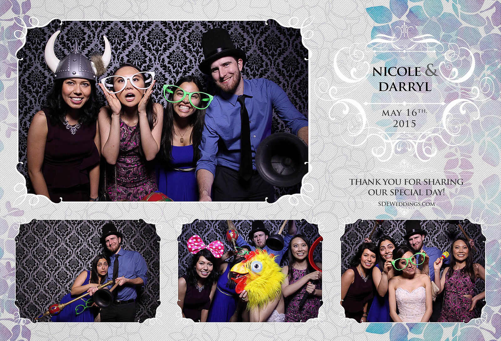Toronto Etobicoke St. George's Country Club Chinese Wedding Photo Booth 7
