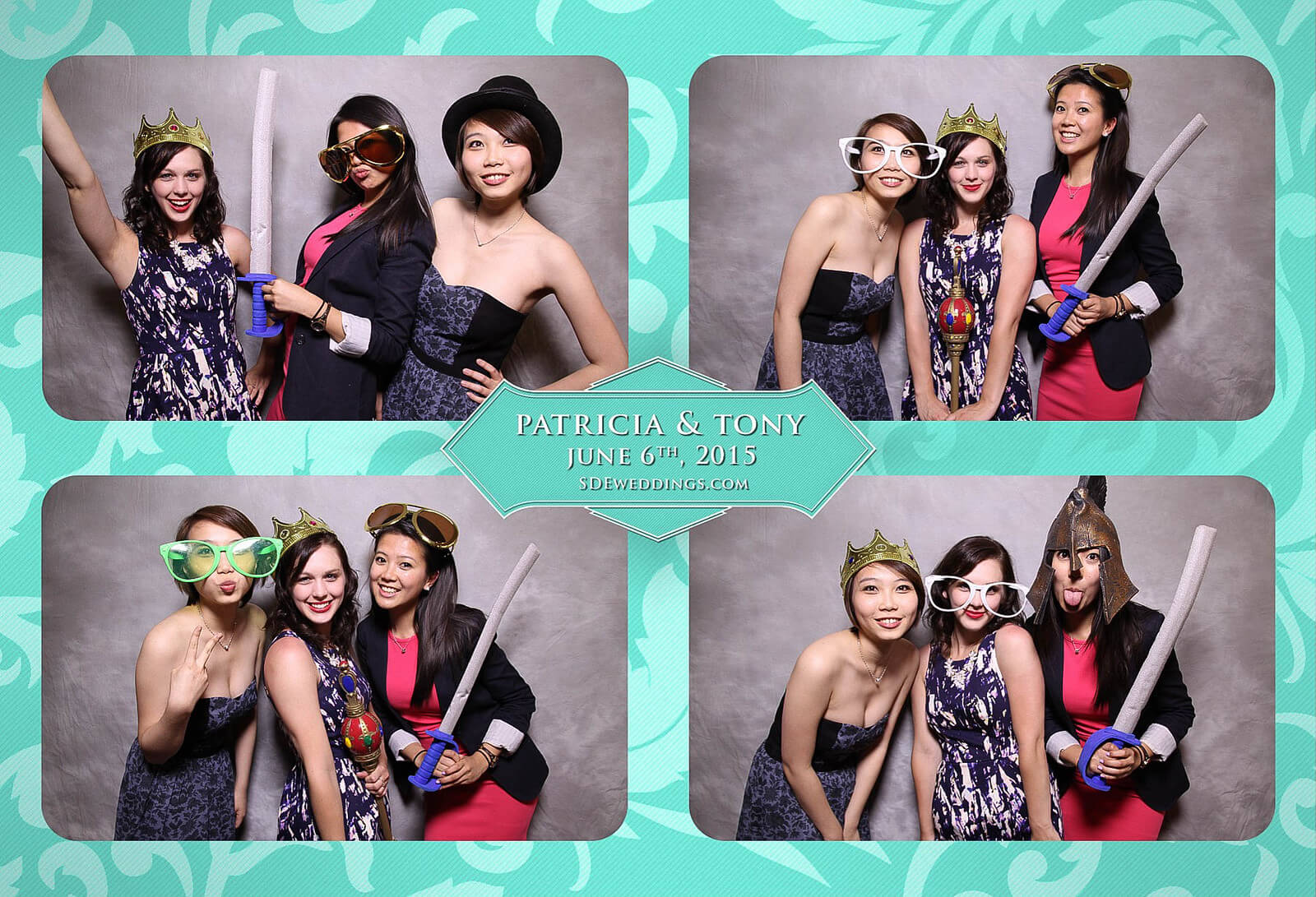 Toronto Donalda Club Chinese Wedding Photobooth Rental 1