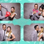 Toronto Donalda Club Chinese Wedding Photobooth Rental