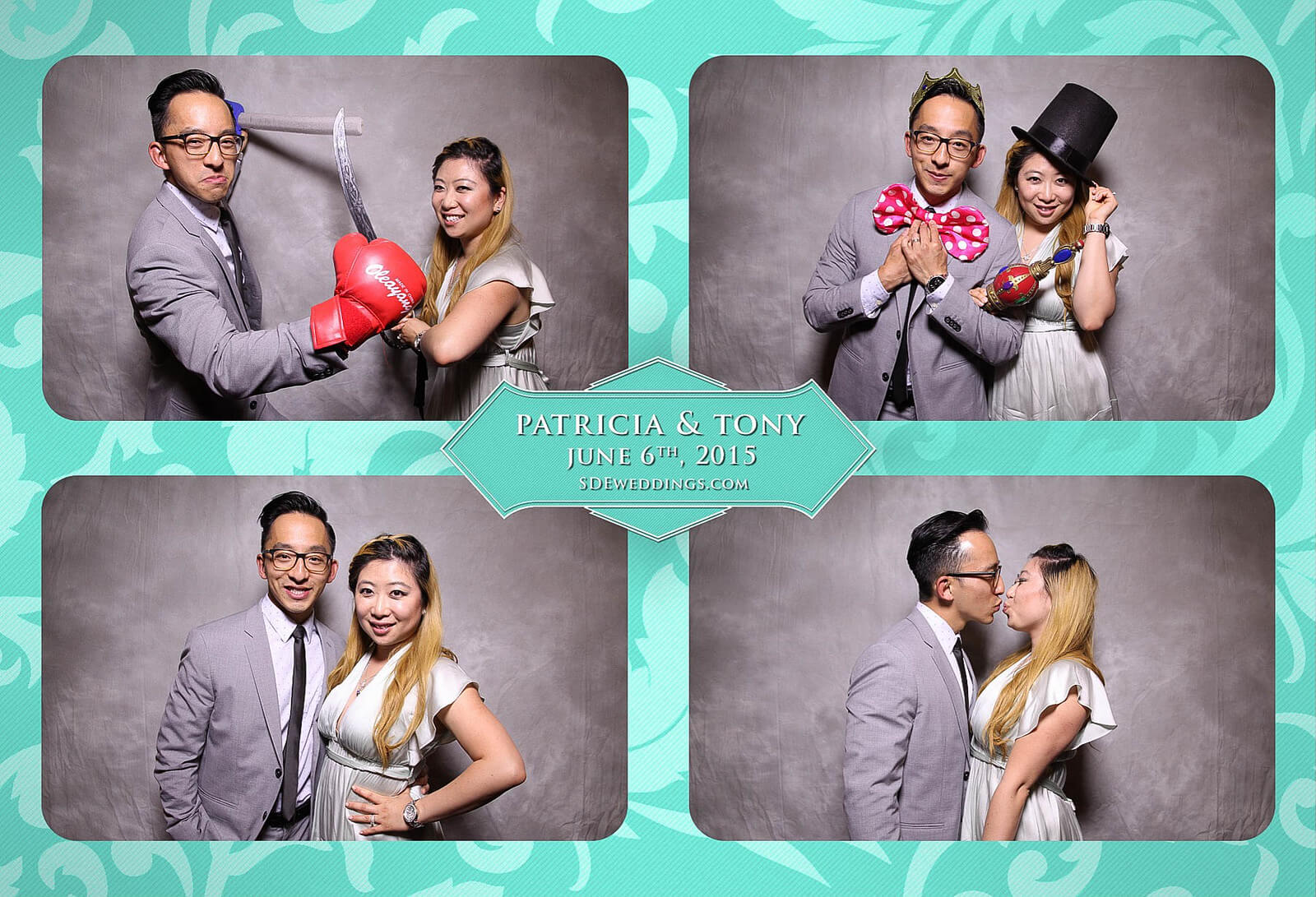 Toronto Donalda Club Chinese Wedding Photobooth Rental 10