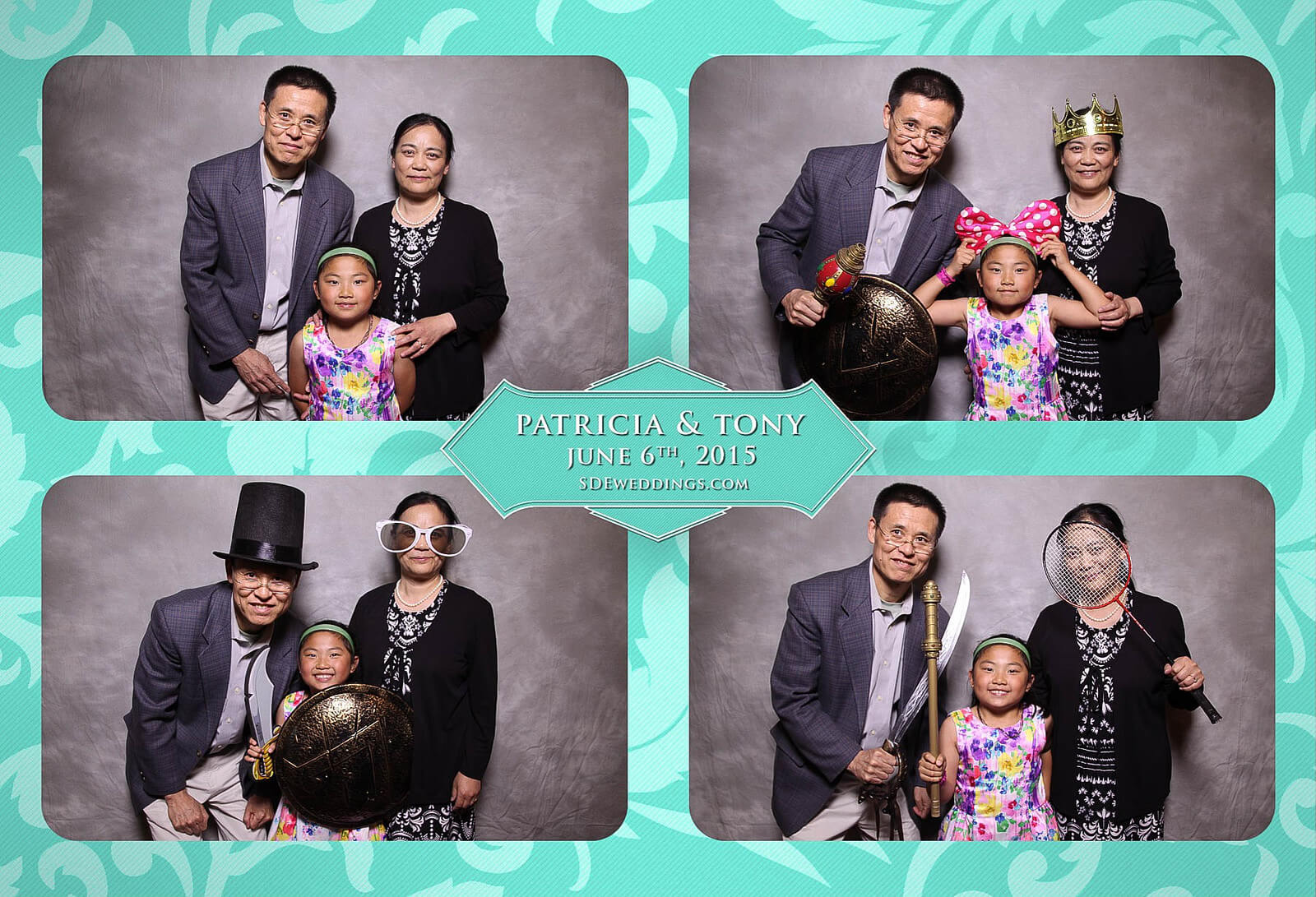 Toronto Donalda Club Chinese Wedding Photobooth Rental 6