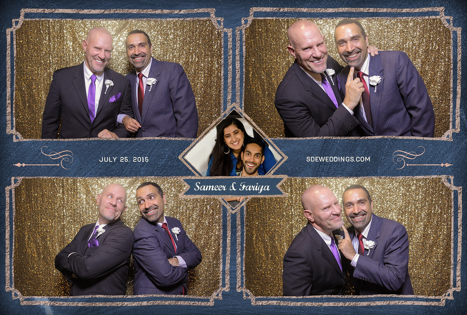 Toronto Hilton Downtown Wedding Photobooth Rental 7