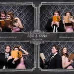 Toronto Graydon Hall Manor Wedding Photo Booth Photos