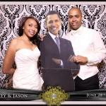 Toronto Mississauga Roma's Hospitality Centre Wedding Photobooth Rental