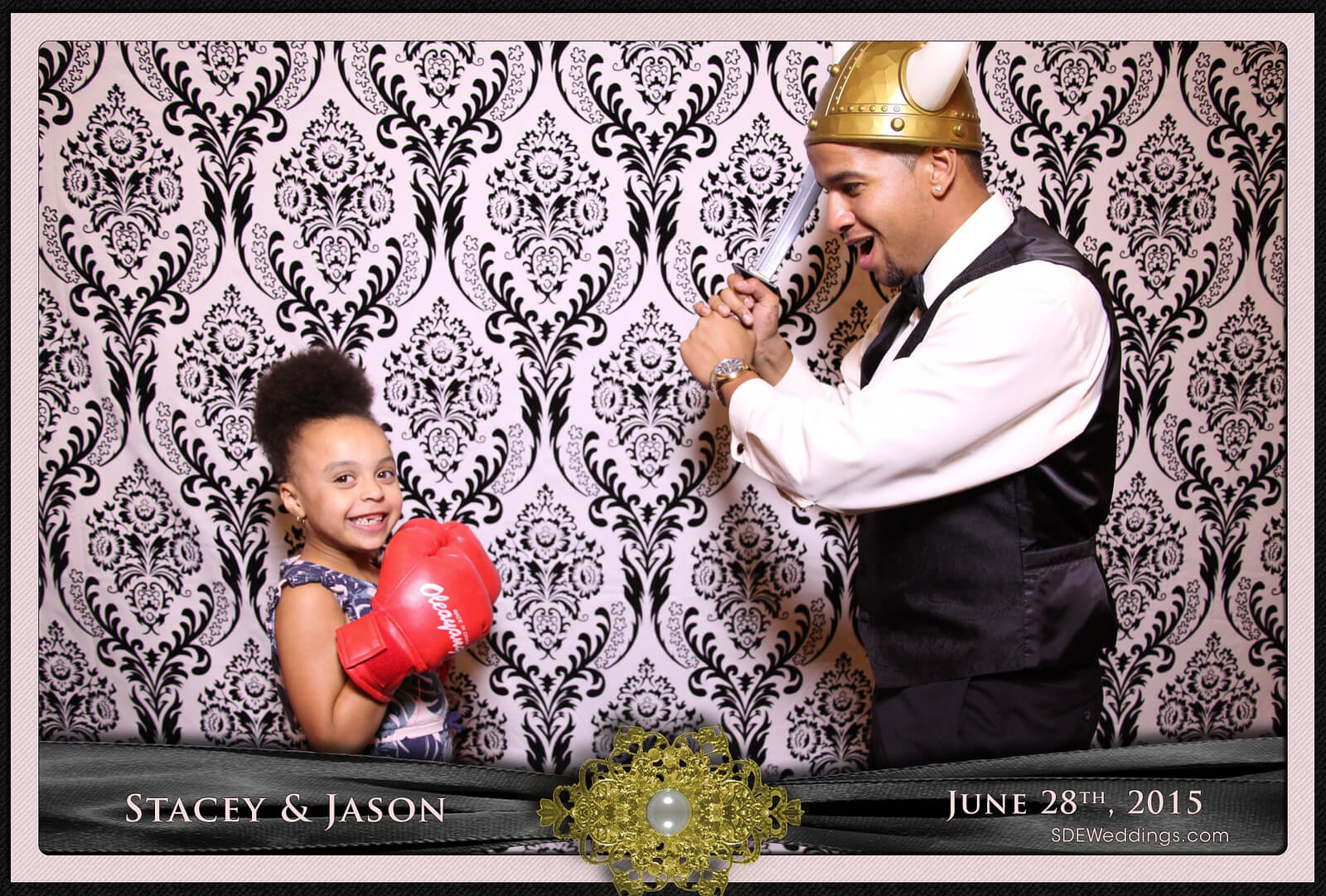 Toronto Mississauga Roma's Hospitality Centre Wedding Photobooth Rental 5