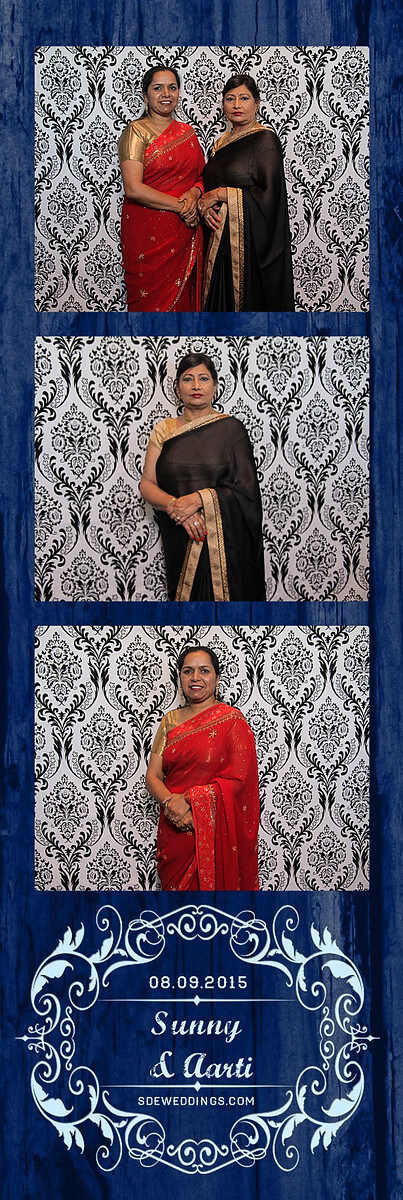 Toronto Brampton Pearson Convention Centre Wedding Photo Booth Rental 4