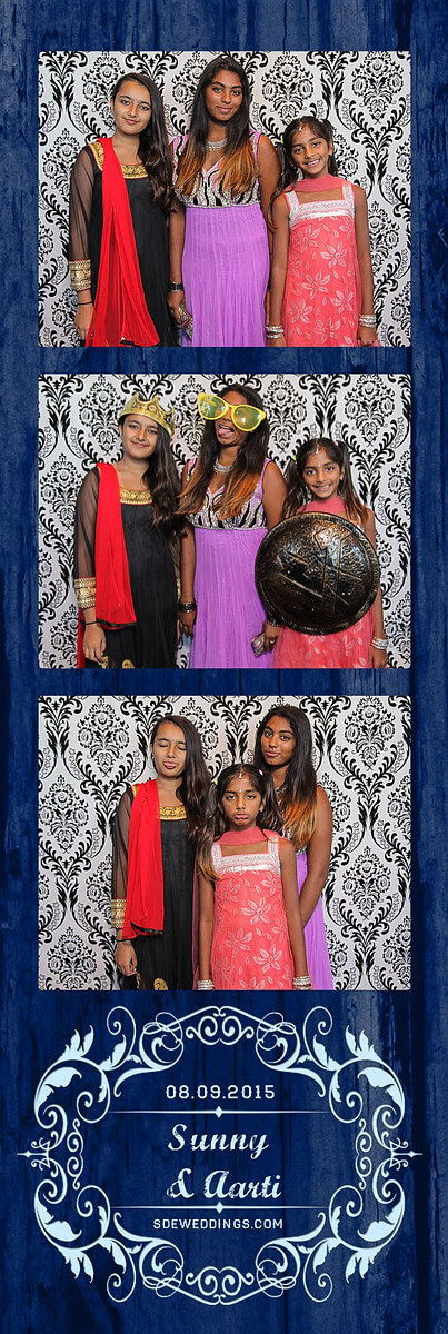 Toronto Brampton Pearson Convention Centre Wedding Photo Booth Rental 1