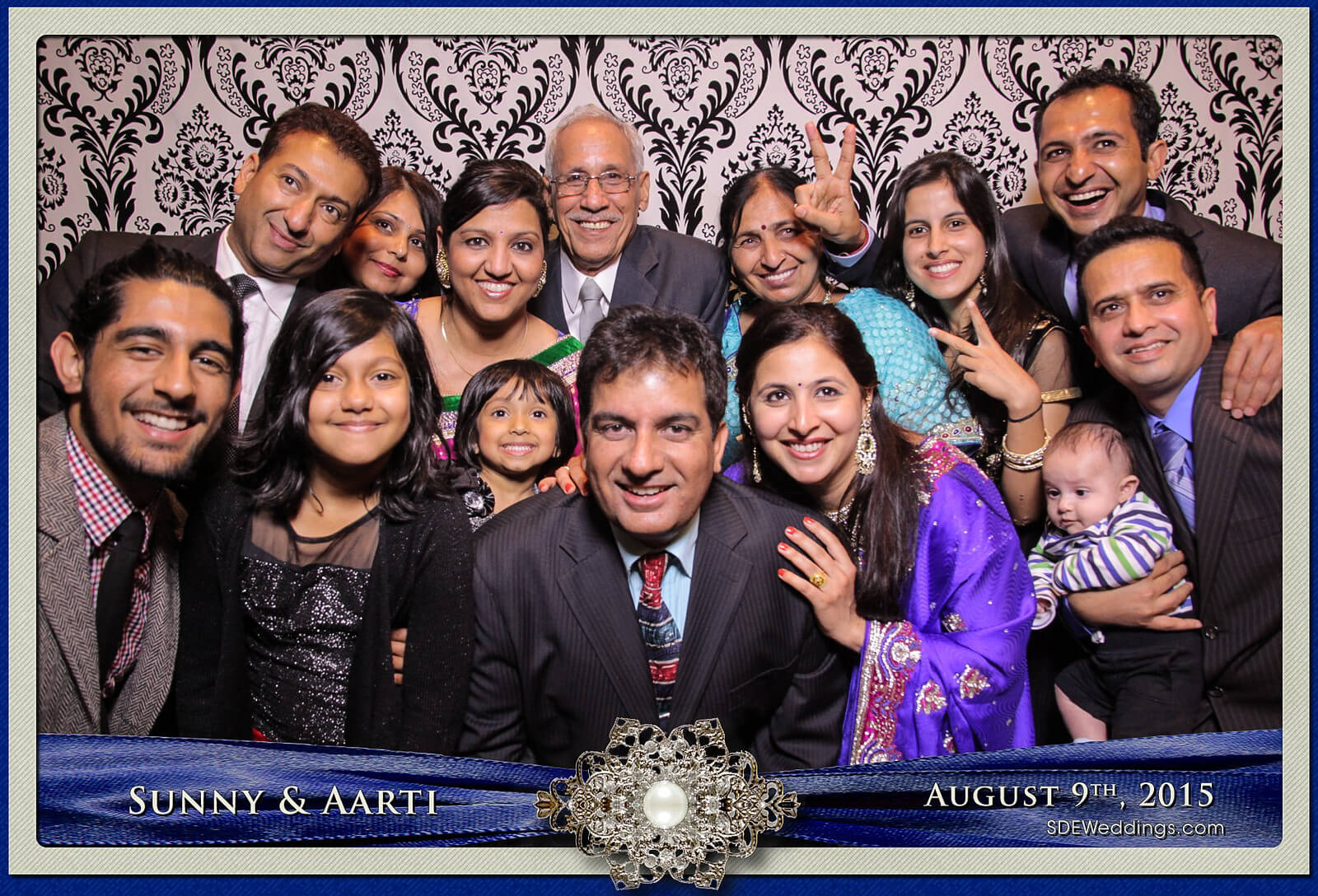 Toronto Brampton Pearson Convention Centre Wedding Photo Booth Rental 12
