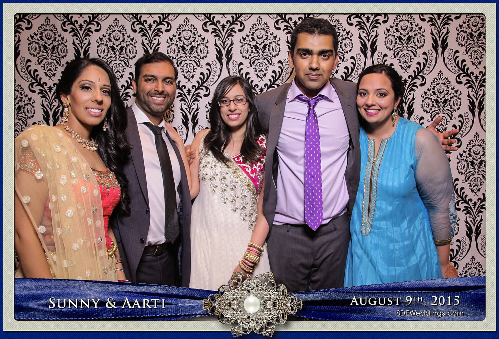 Toronto Brampton Pearson Convention Centre Wedding Photo Booth Rental 6