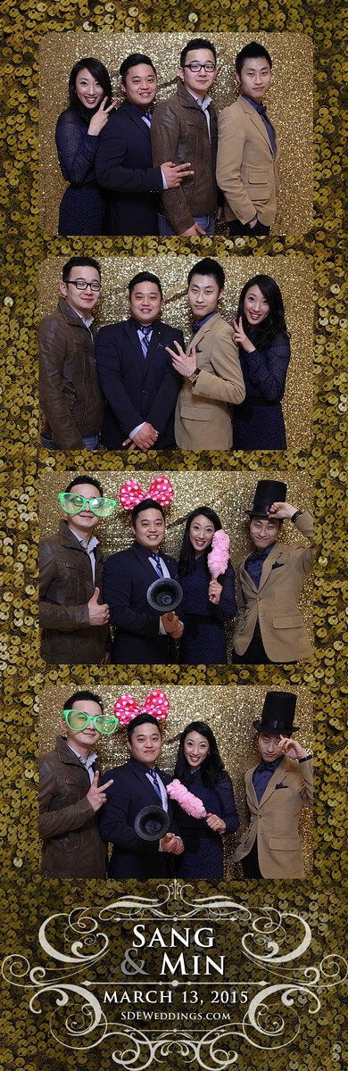 Toronto Korean Wedding Photo Booth Rental 1