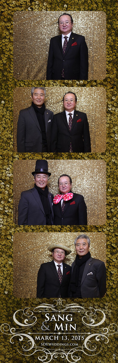 Toronto Korean Wedding Photo Booth Rental 10