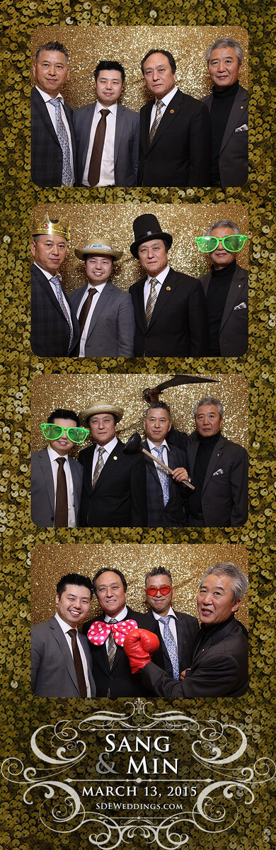 Toronto Korean Wedding Photo Booth Rental 11