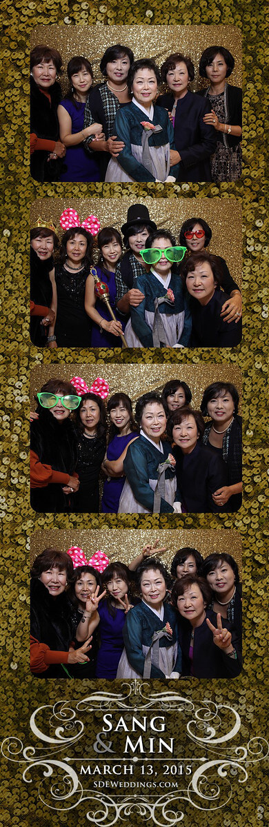 Toronto Korean Wedding Photo Booth Rental 12