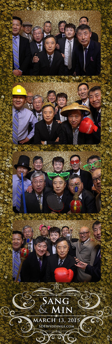 Toronto Korean Wedding Photo Booth Rental 3