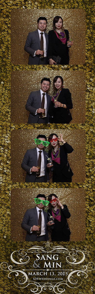 Toronto Korean Wedding Photo Booth Rental 4