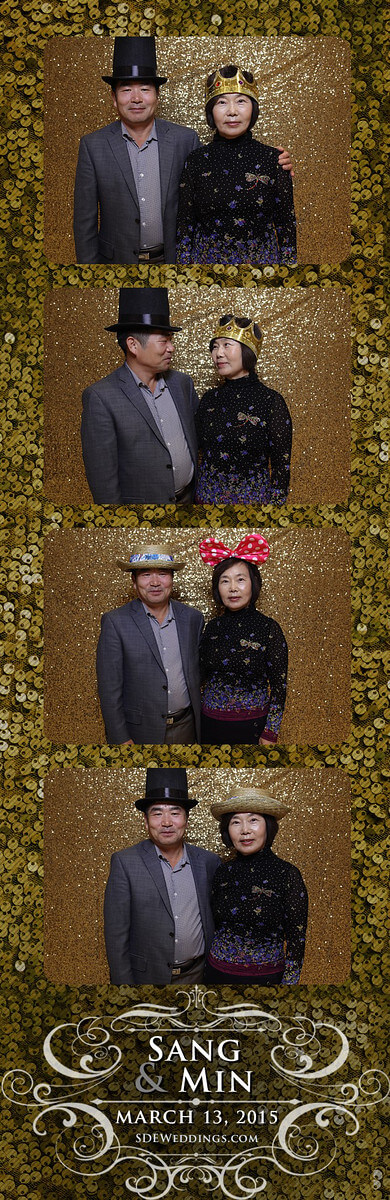 Toronto Korean Wedding Photo Booth Rental 5