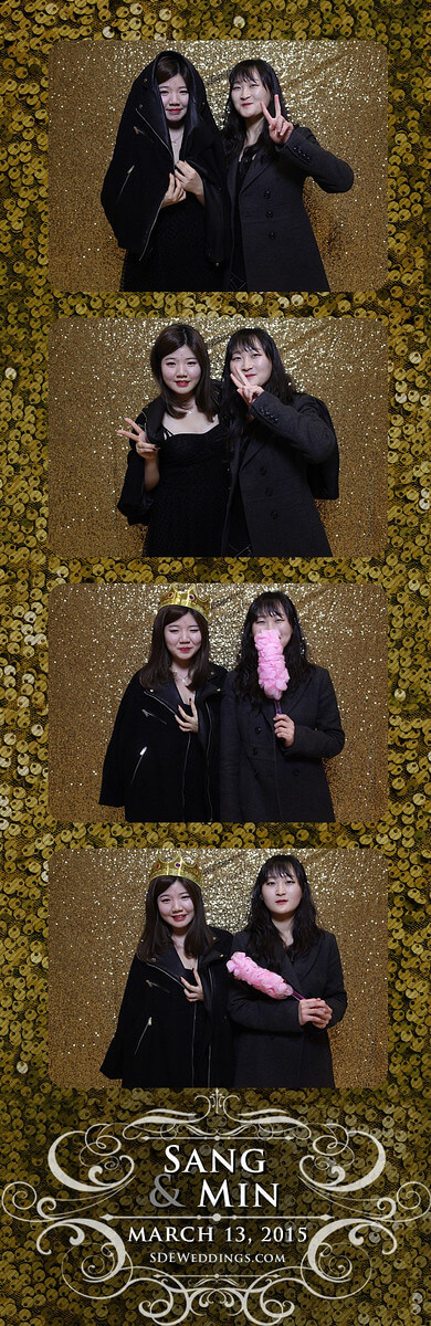 Toronto Korean Wedding Photo Booth Rental 6