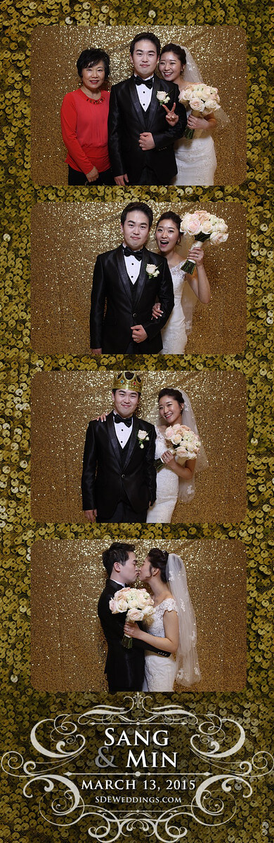 Toronto Korean Wedding Photo Booth Rental 7