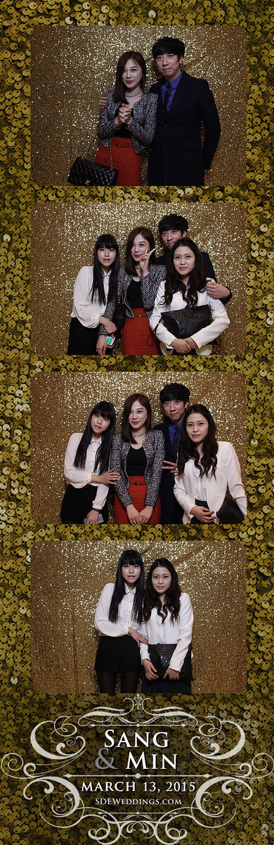 Toronto Korean Wedding Photo Booth Rental 8