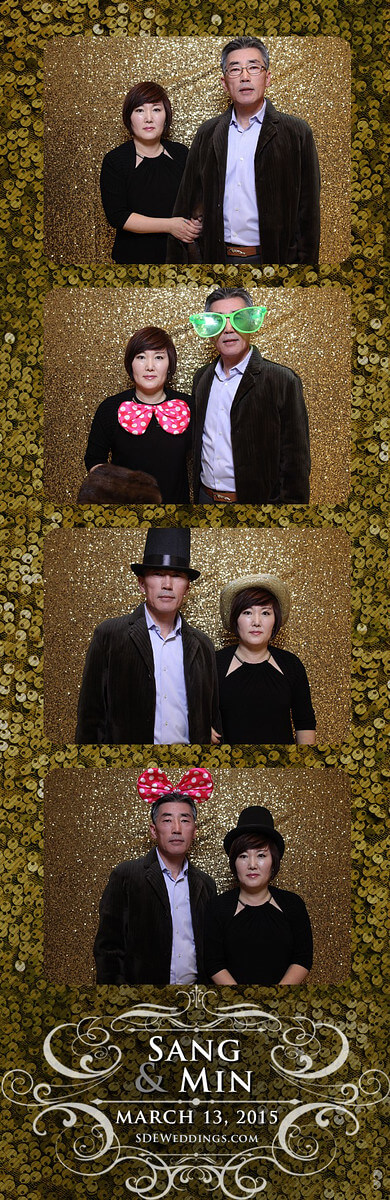Toronto Korean Wedding Photo Booth Rental 9