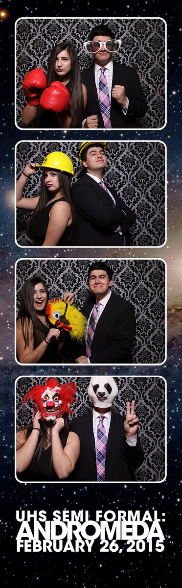 Unionville High School Semi Formal Photo Booth Rental-1
