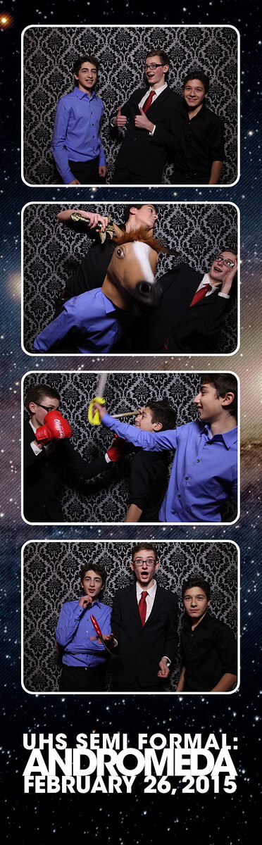 Unionville High School Semi Formal Photo Booth Rental-12