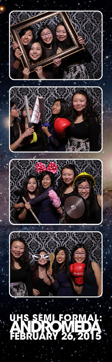 Unionville High School Semi Formal Photo Booth Rental-2