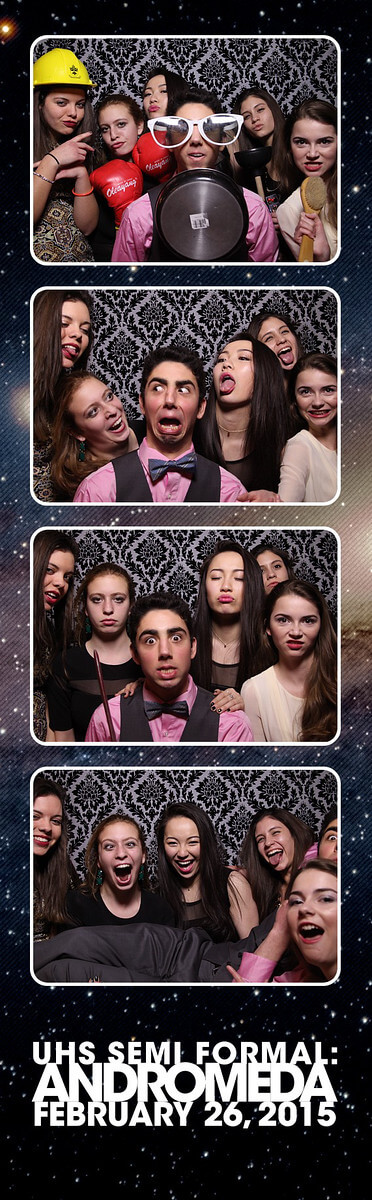 Unionville High School Semi Formal Photo Booth Rental-5