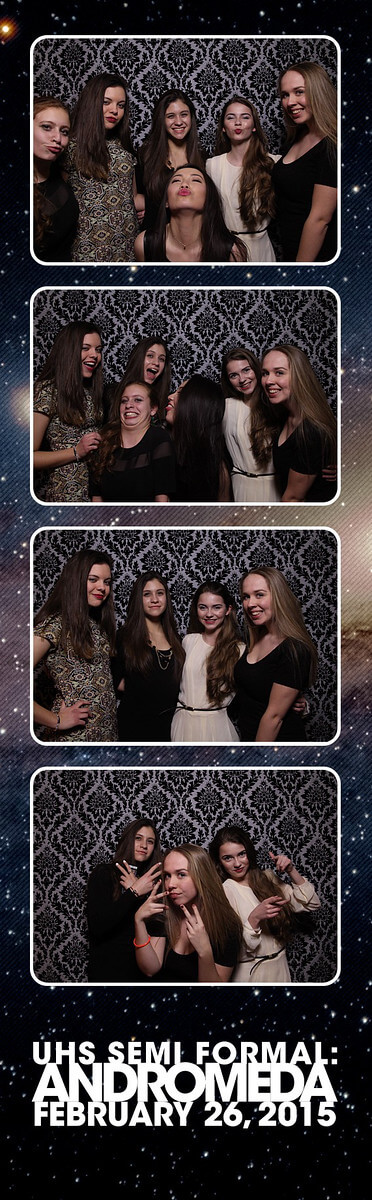 Unionville High School Semi Formal Photo Booth Rental-6