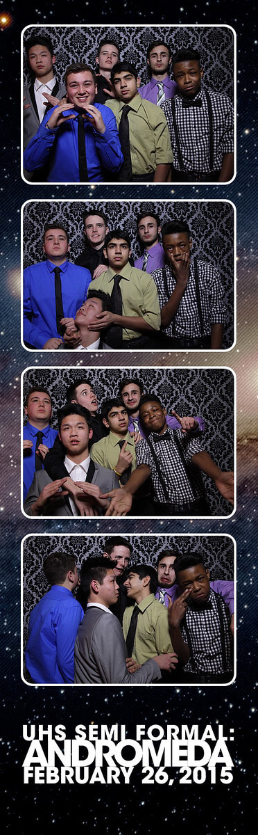 Unionville High School Semi Formal Photo Booth Rental-9