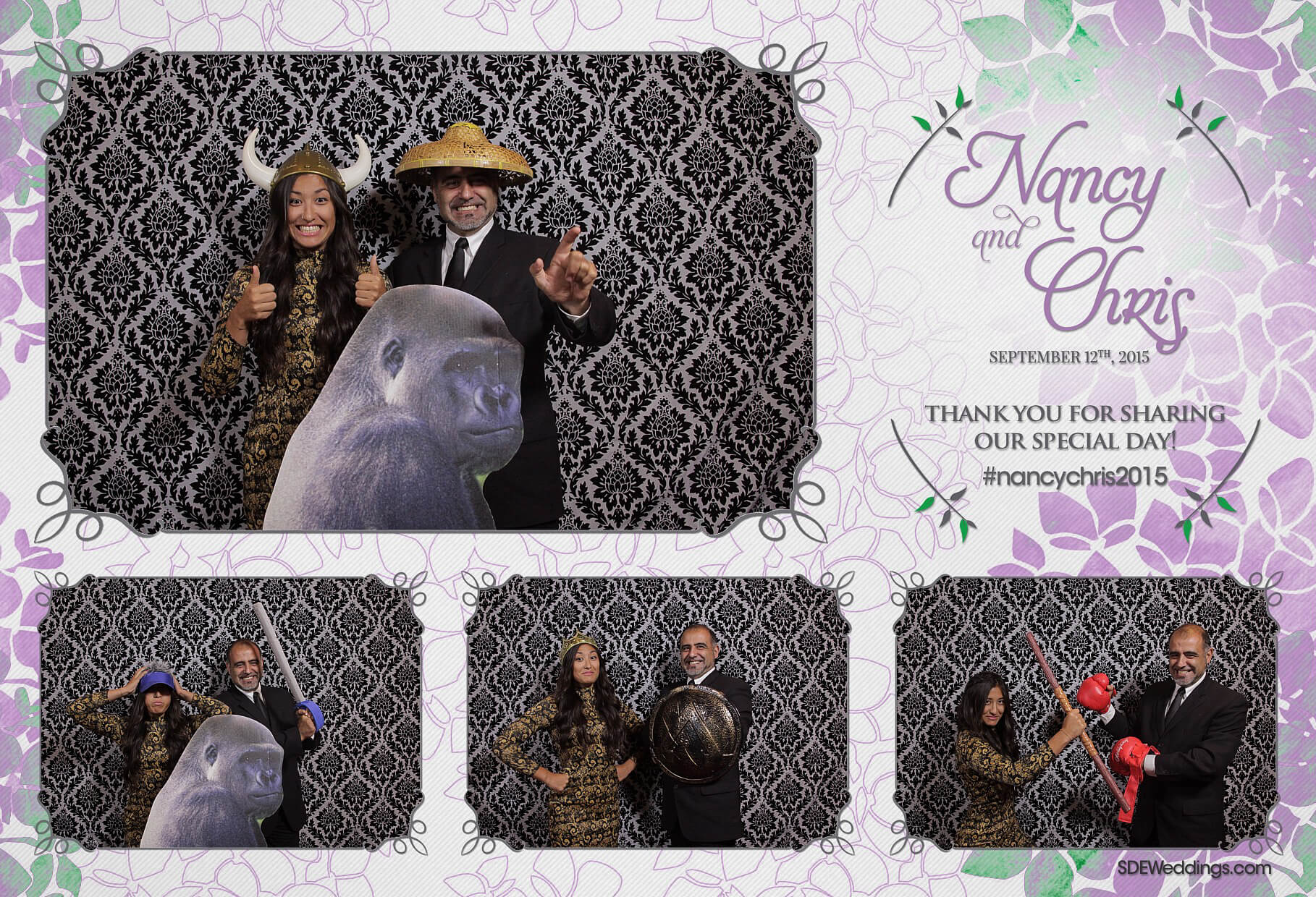 Toronto Social Media Photo Booth Rental at Hazelton Manor 2