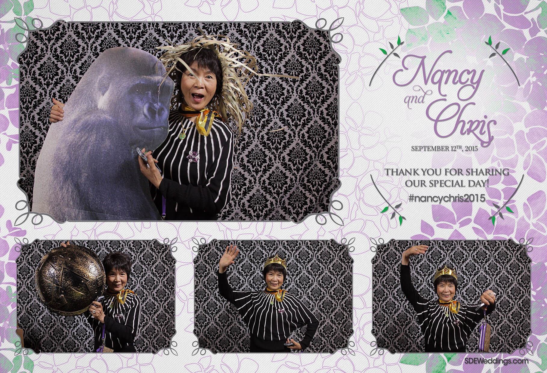 Toronto Social Media Photo Booth Rental at Hazelton Manor 5