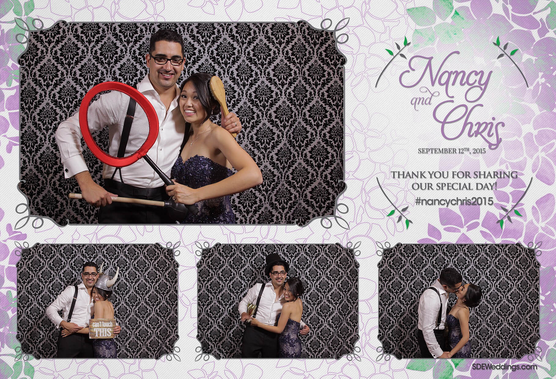 Toronto Social Media Photo Booth Rental at Hazelton Manor 9