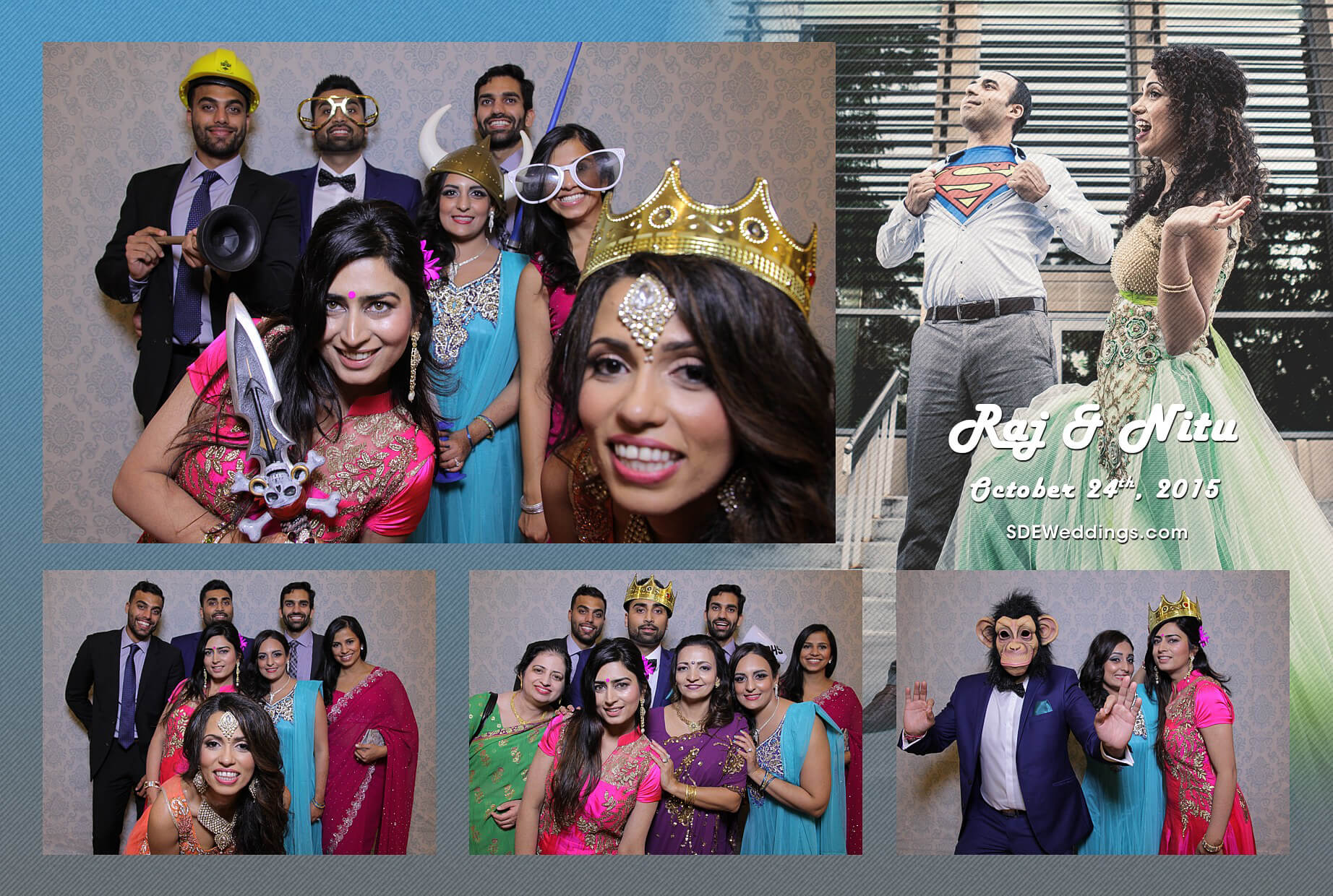 Brampton Wedding Photo Booth Rental 10
