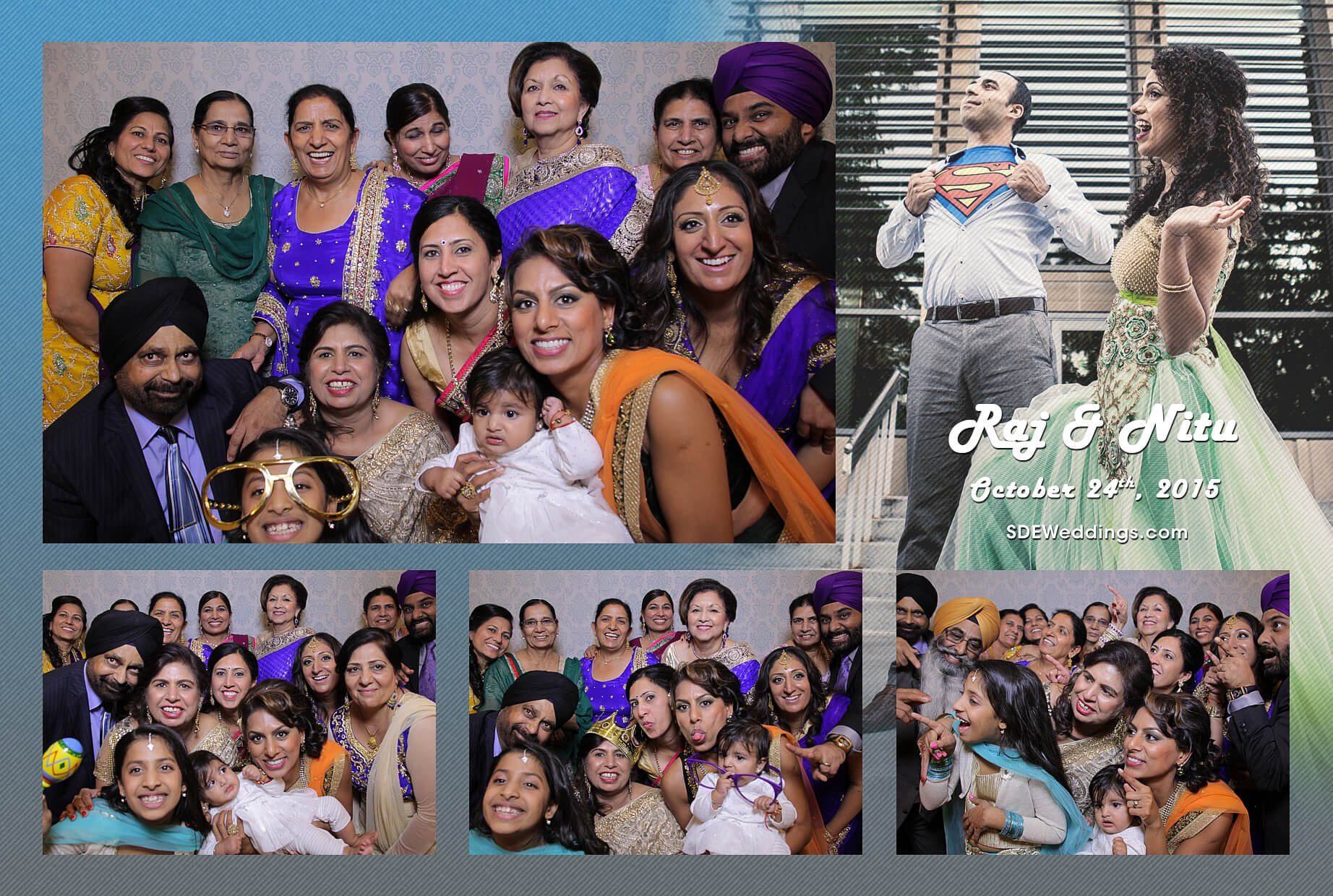 Brampton Wedding Photo Booth Rental 12
