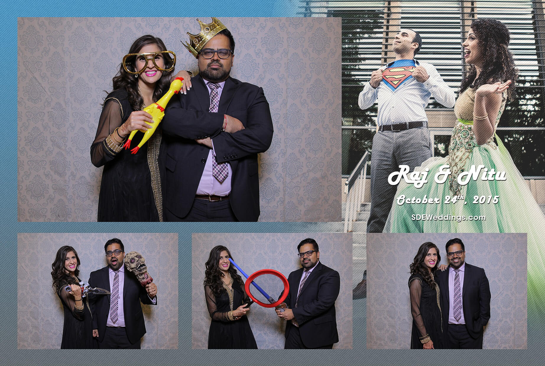 Brampton Wedding Photo Booth Rental 5