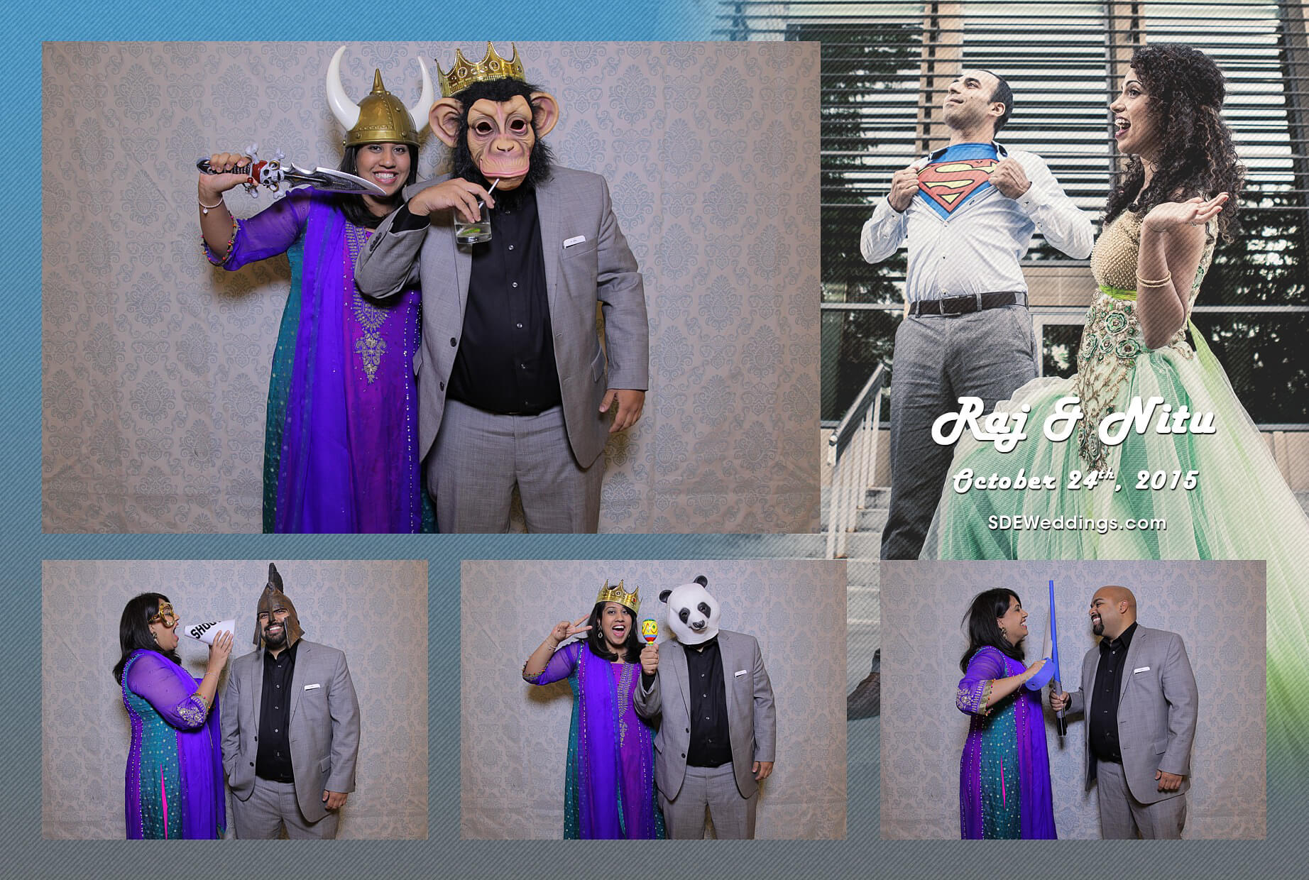 Brampton Wedding Photo Booth Rental 7