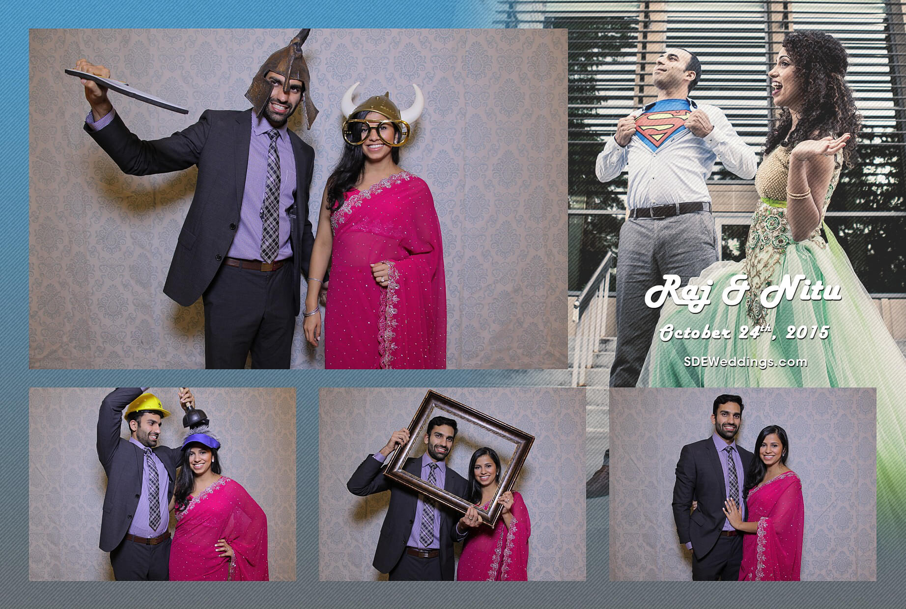 Brampton Wedding Photo Booth Rental 8