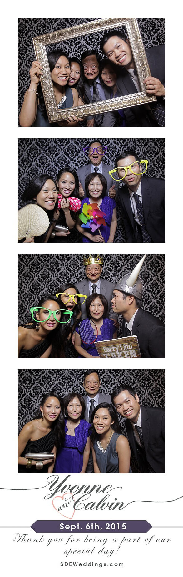 Kleinburg Photo Booth Rental at the Doctor's House 12