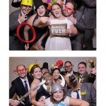 The Club at Bond Head Wedding Photo Booth Rental