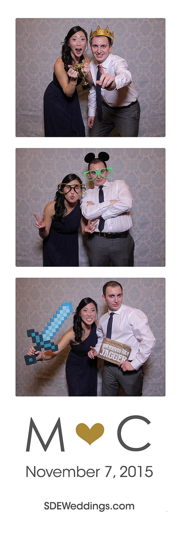 The Club at Bond Head Wedding Photo Booth Rental 7