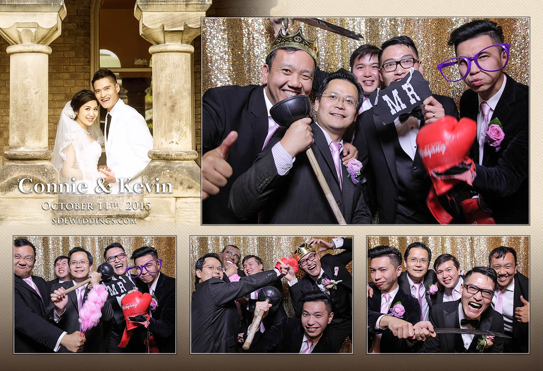 Toronto Chinese Wedding Photo Booth Rental 1
