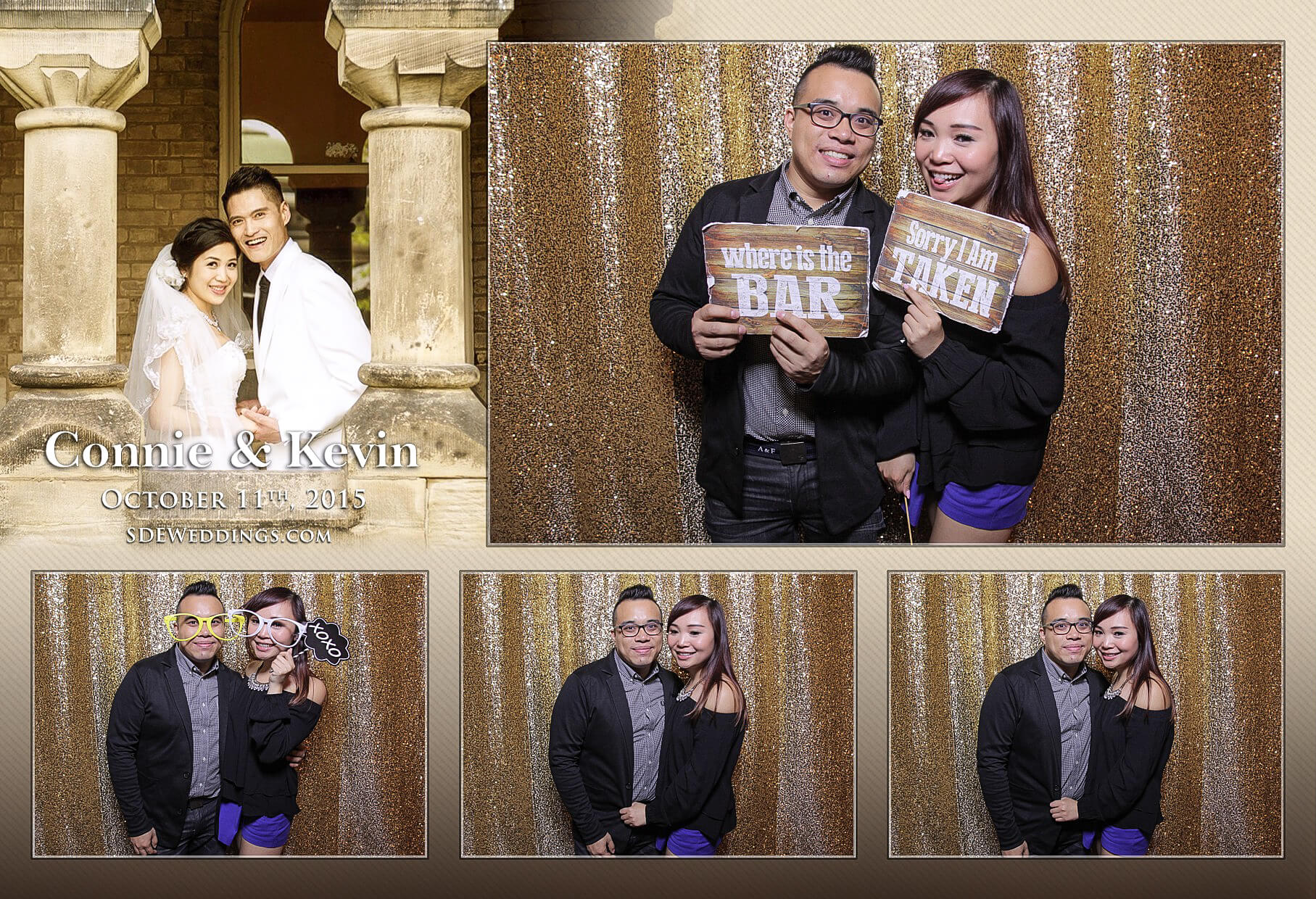 Toronto Chinese Wedding Photo Booth Rental 10