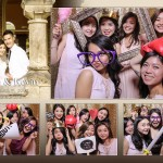 Toronto Chinese Wedding Photo Booth Rental